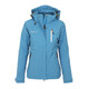 axant Mount Bryce Jacket Women 3in1 swedish blue